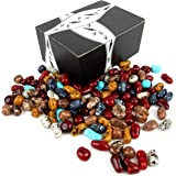 Jelly Pebbles by Cuckoo Luckoo Confections, 2 lb Bag in a BlackTie Box