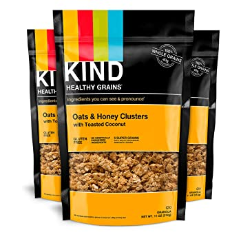 Kind 11 oz. 3 Counts Gluten-Free Cereal