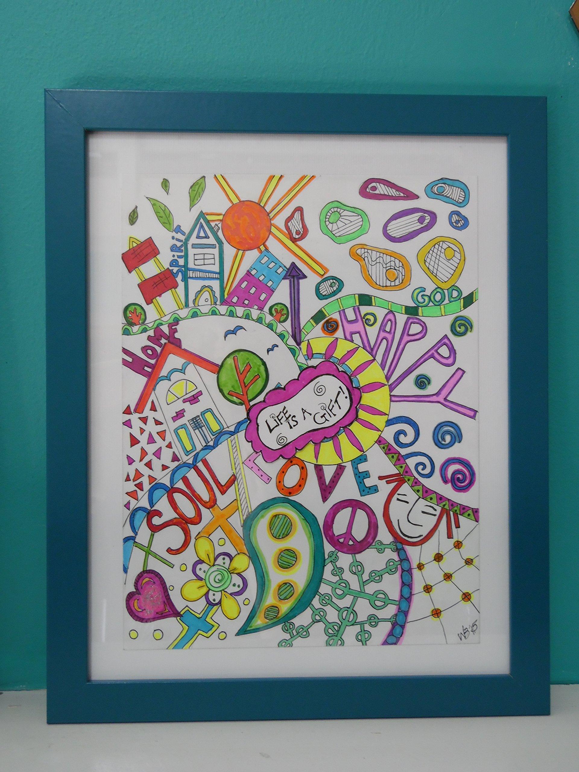 Love is a Gift, Love, Happy Soul Art