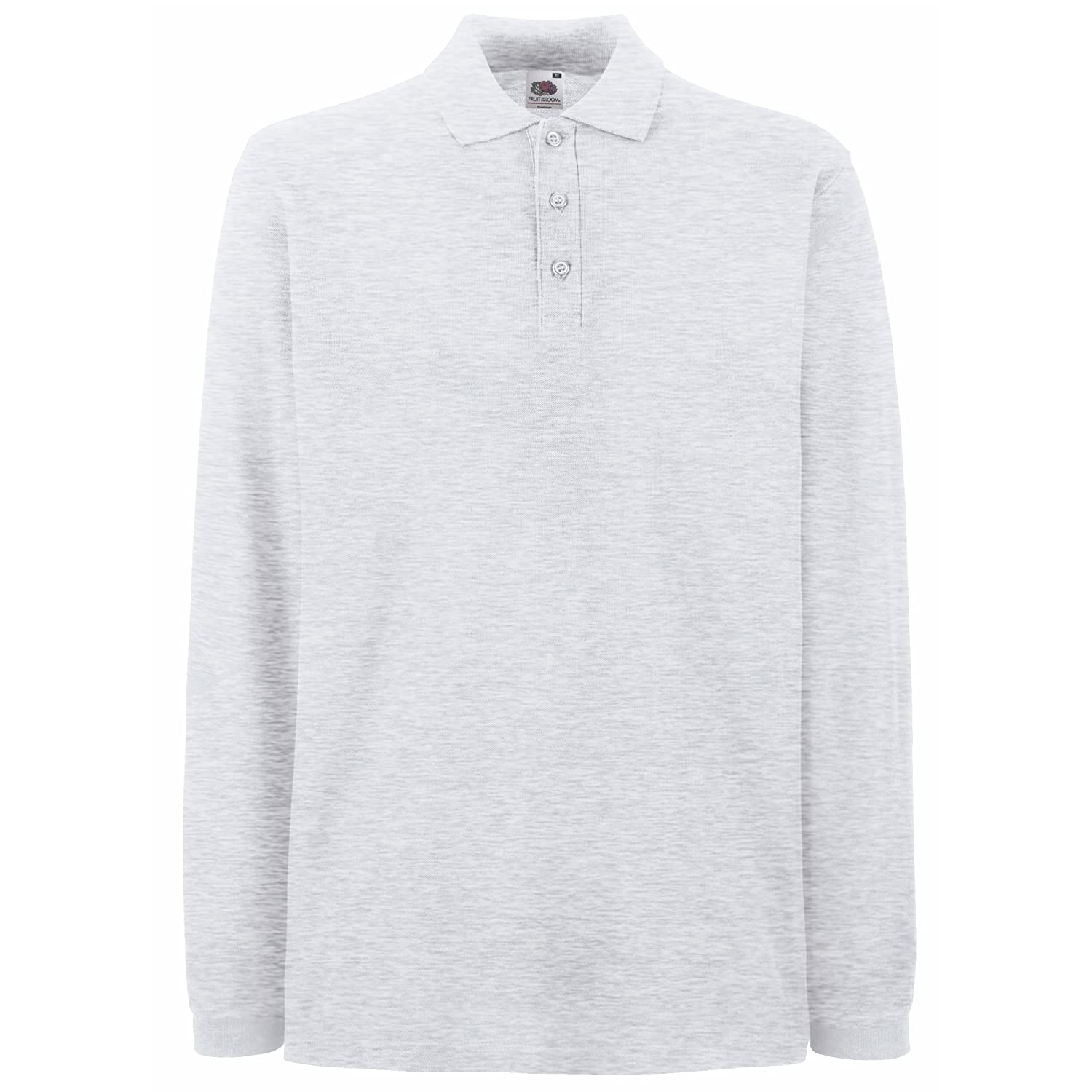Fruit of the Loom - Polo - para Hombre Gris - Cendre XXX-Large ...