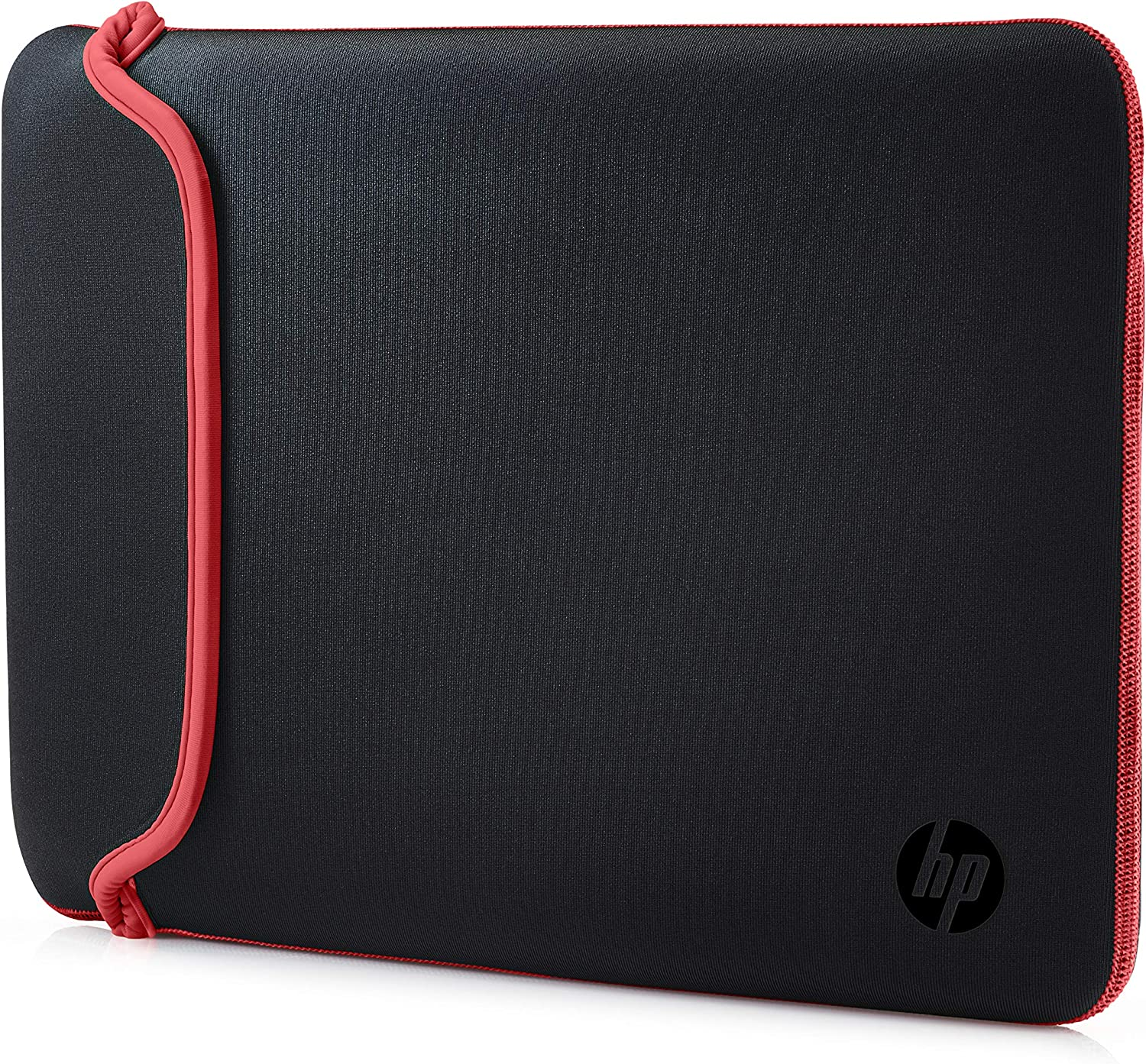 "HP 14"" Neoprene Sleeve Black/Red Black,Red"