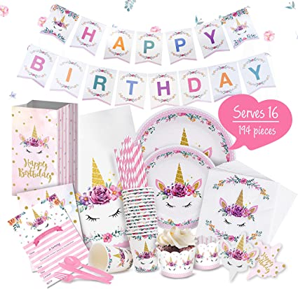MY LITTLE PONY Girls Birthday Party Supplies Childrens Banners Swirl Decorations