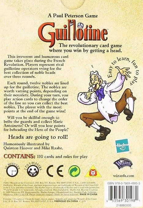 Amazon.com: Guillotine: Toys & Games