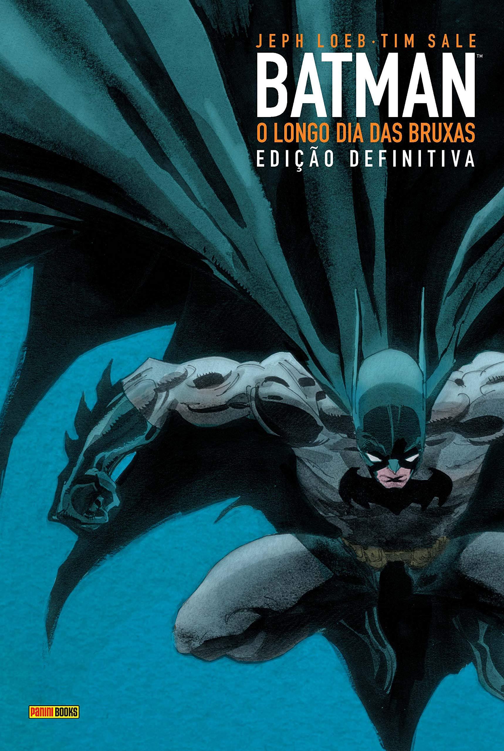 Batman - O Longo Dia das Bruxas - Edição Definitiva | Amazon.com.br