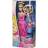 Mattel Disney Princess Cinderella & Friend CJB35Model Doll