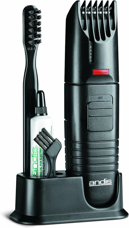 Andis 22060 cortadora de pelo y maquinilla - Afeitadora (Negro ...