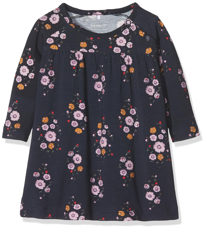NAME IT Baby-Mädchen Kleid Nbflily Ls Dress 13155360
