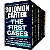 The First Cases: The Roberts and Bradley PI Crime Thriller Collection Mega Boxed Set (English Edition)