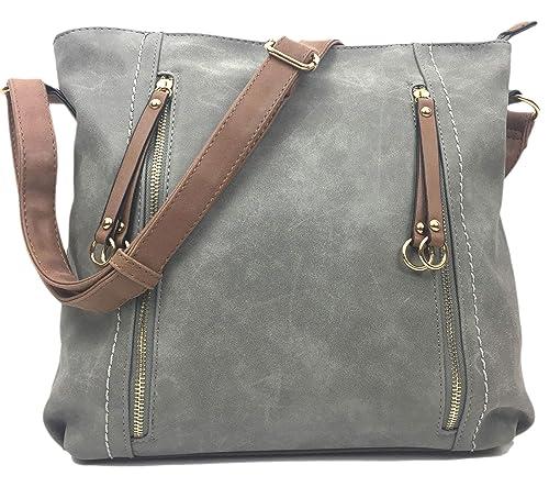 f0c0c16f46 Designer Handbags for Ladies MILANO Classic Italian Styled Shoulder Bag Tote  Bag in Beautiful Matt