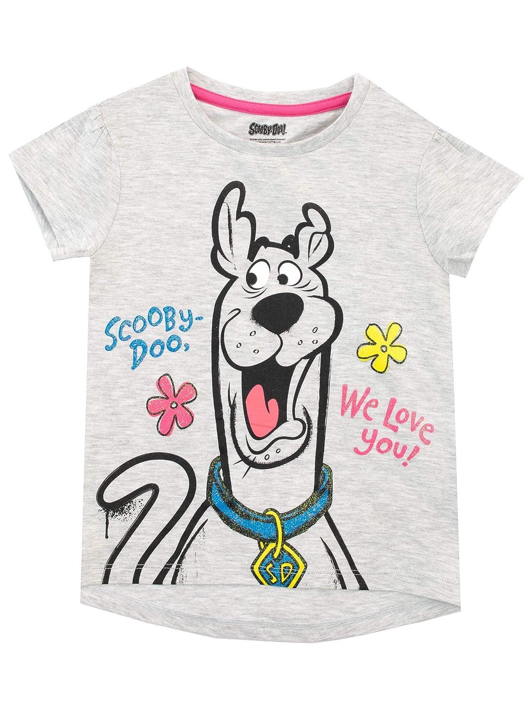 Scooby Doo Maglietta Maniche Corta per Ragazze