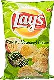 Lay's Kyushu Seaweed Potato Chips, 184.2g
