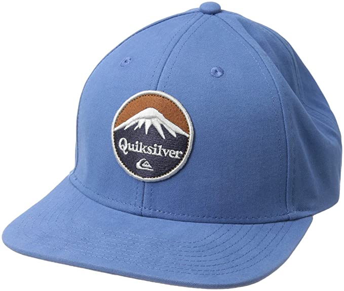e3c5173fbb1a8 Amazon.com  Quiksilver Men s Pork Belly Trucker HAT