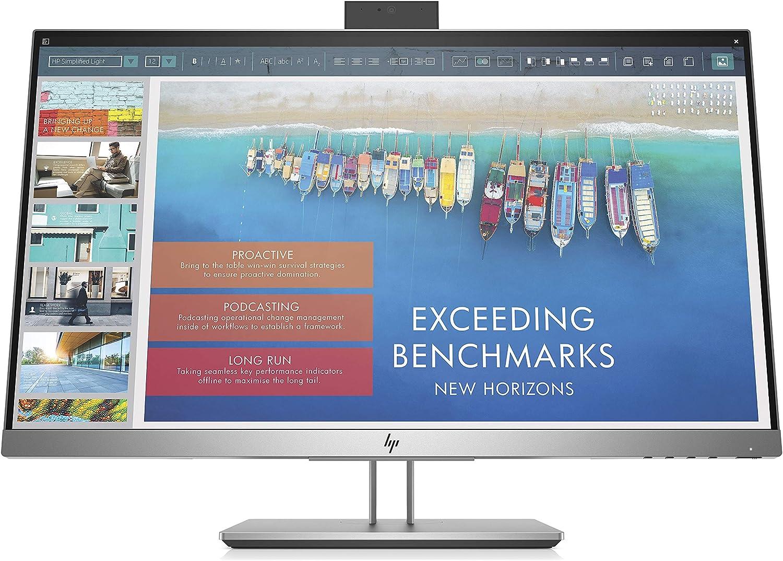 HP EliteDisplay E243d - Monitor docking de 23.8