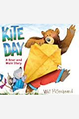 Kite Day: A Bear and Mole Story Kindle Edition