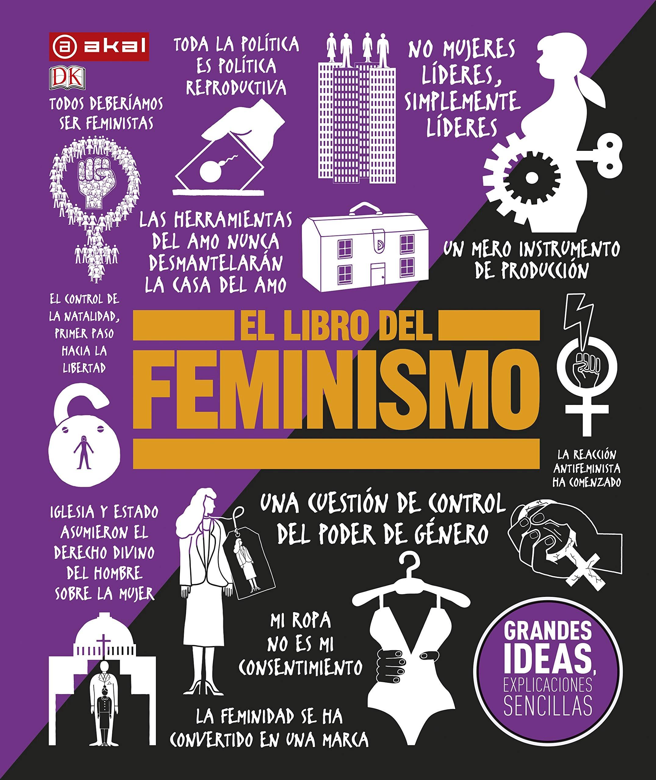 El Libro del feminismo: 20: Amazon.es: Mccann, Hanna, Mangan, Lucy: Libros