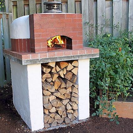 Amazon.com: Kit de horno de pizza • Forno exterior en forma ...