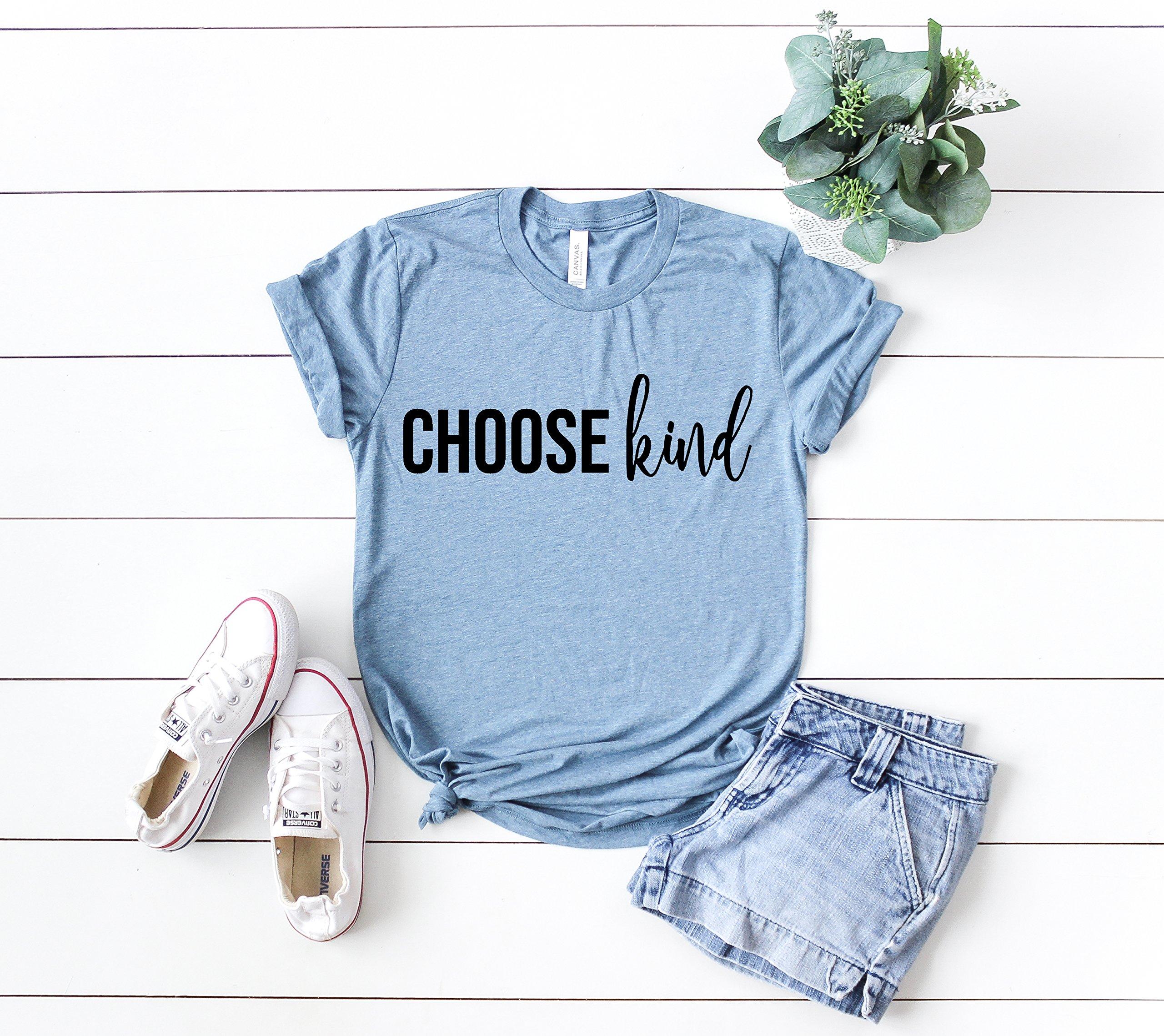 kind shirt kindness tee kindness is contagious positive tshirt choose kind be kind tshirt