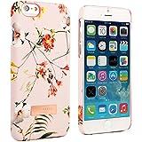"""Coque arrière rigide pour iPhone 6 4.7"""" - Collection Ted Baker Femme - Motifs SIMETO - Fleurs"""