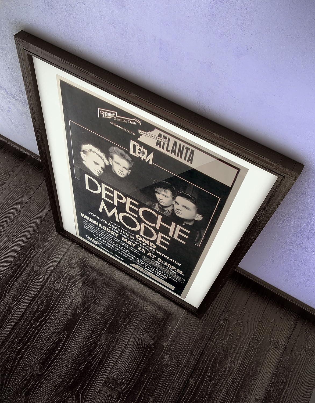 Amazon.com: Depeche Mode Seis Banderas Georgia 1988 Retro ...
