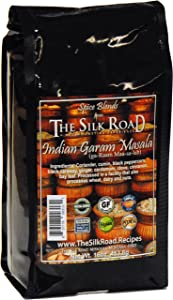 Indian Garam Masala Spice Blend from The Silk Road Restaurant Bulk 1lb (16oz), No Salt