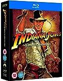 Indiana Jones: The Complete Adventures [Blu-ray] [1981] [Region Free][Jewel Case]