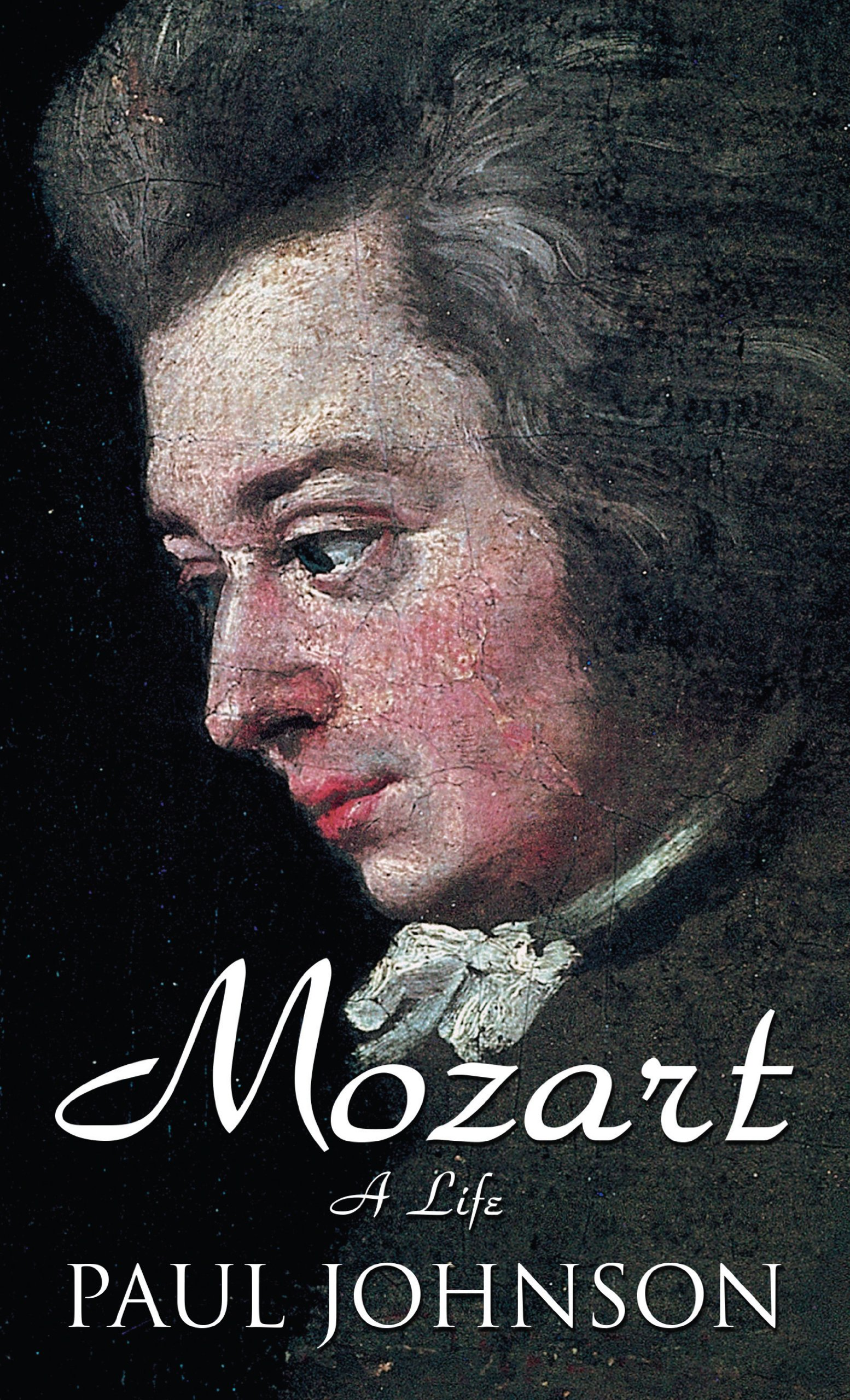 mozart a life thorndike press large print biography