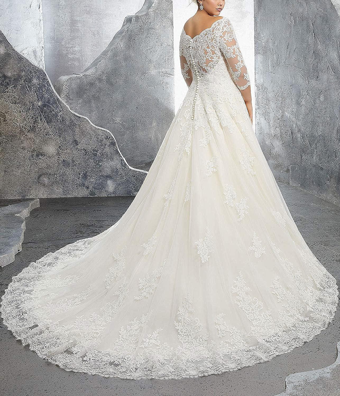Amazon Prime Plus Size Wedding Dresses – DACC