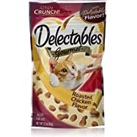Hartz Delectables Crunchy Cat Treats