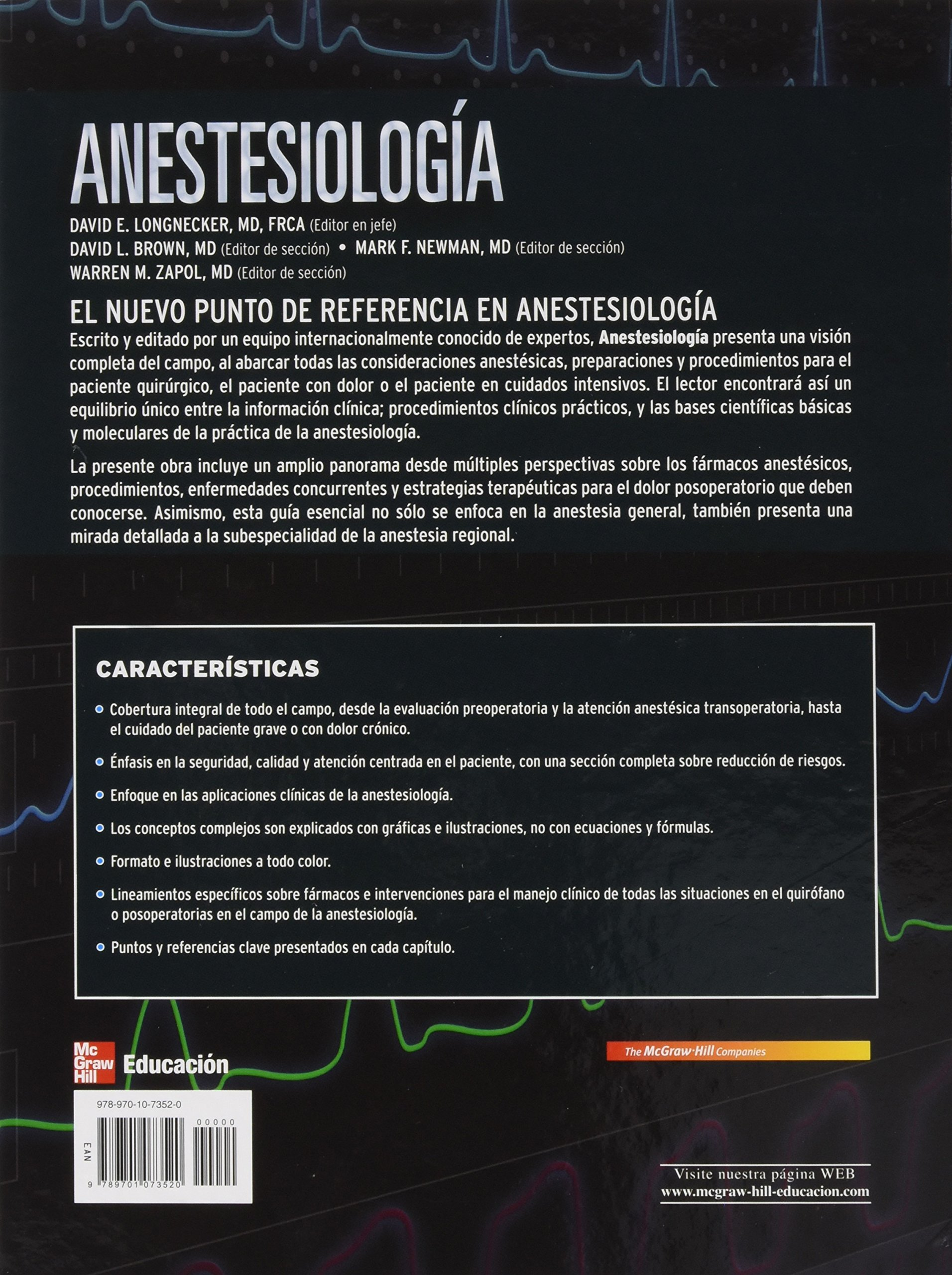 anestesiologia longnecker