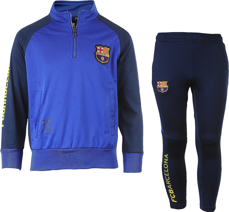 FC BARCELONA: chándal de entrenamiento, colección oficial del FC ...