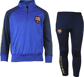 FC BARCELONA: chándal de entrenamiento, colección oficial del ...