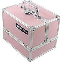 DynaSun Diseño de Aluminio Beauty Case Maletín