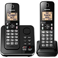 Panasonic kx-tgc362b DECT 6.02Handset teléfono Fijo