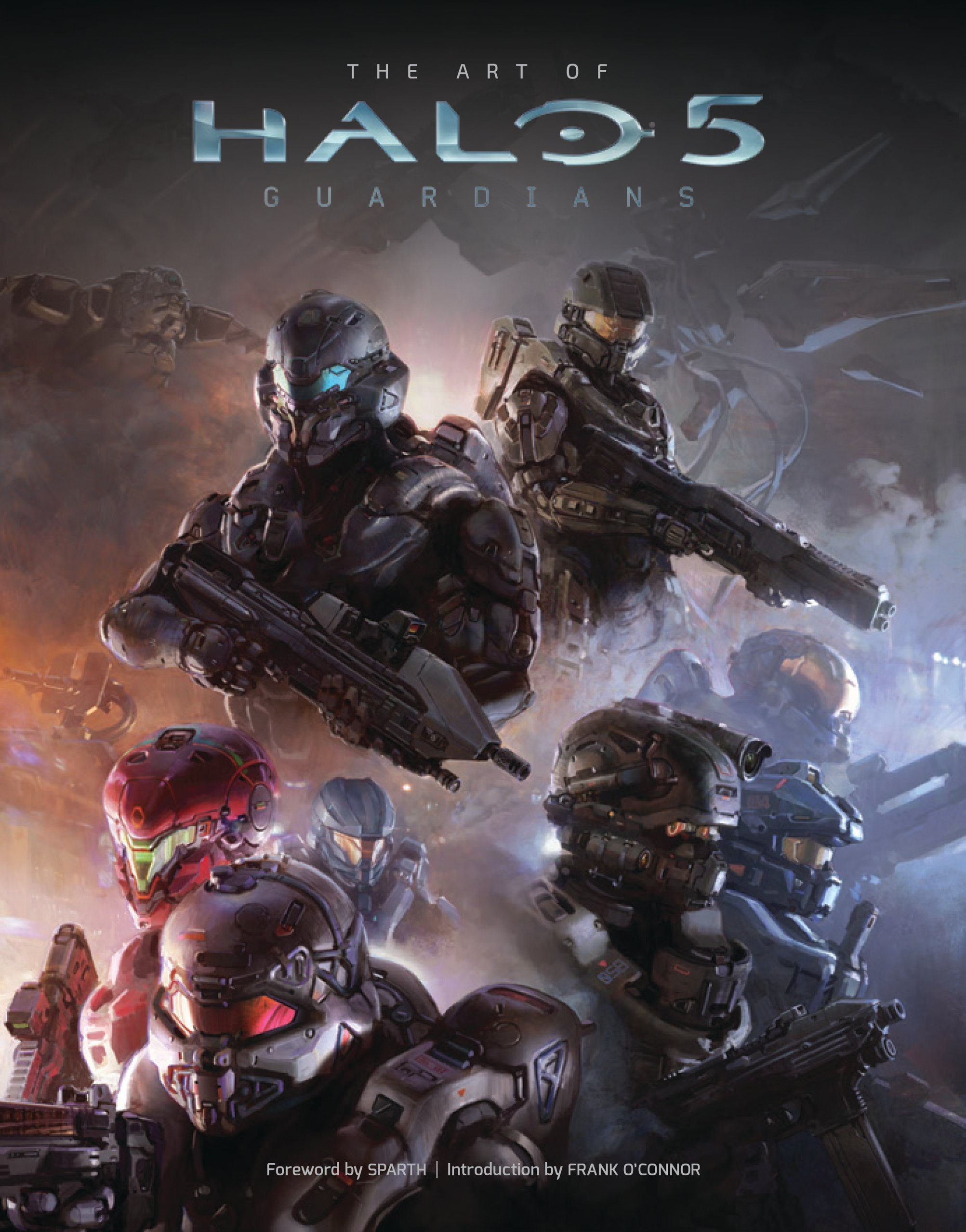 The Art of Halo 5: Guardians: Amazon.es: UK, Egmont Publishing ...