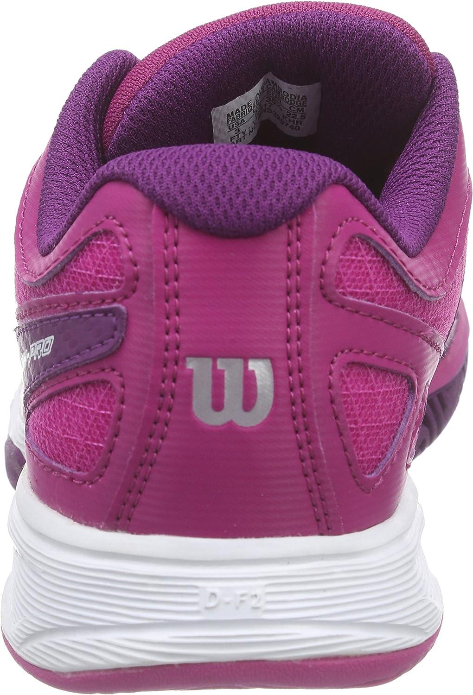 Wilson RUSH PRO Unisex-Kinder Tennisschuhe