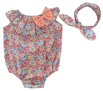 d49dd89fa4ff Amazon.com  Messy Code Baby Girls Rompers Onesies Boutique Clothes ...