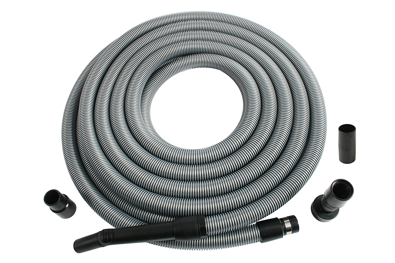 Cen-Tec Systems 50 Foot Extension Hose for Shop and Garage Vacuums 93180