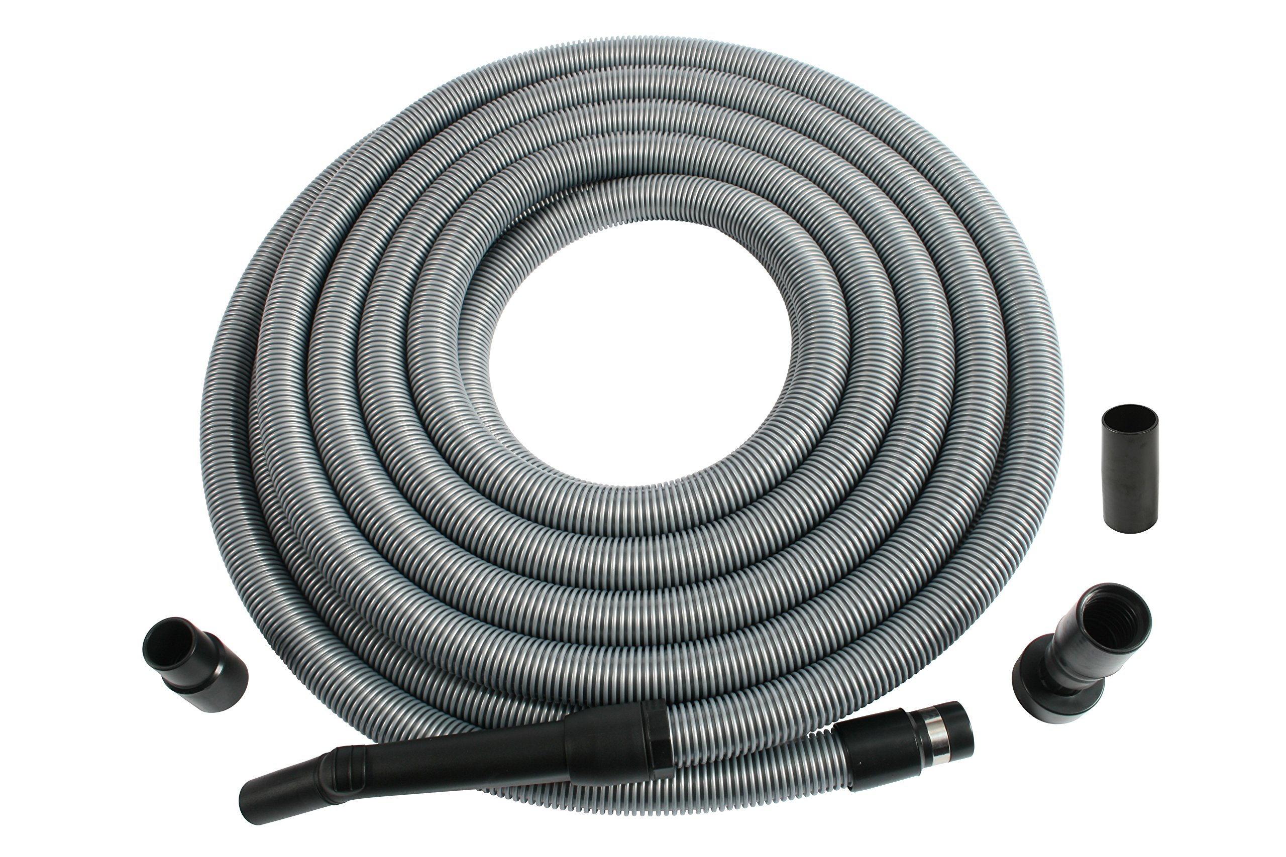 Cen-Tec Systems 50 Foot Extension Hose for Shop and Garage Vacuums by Centec Systems
