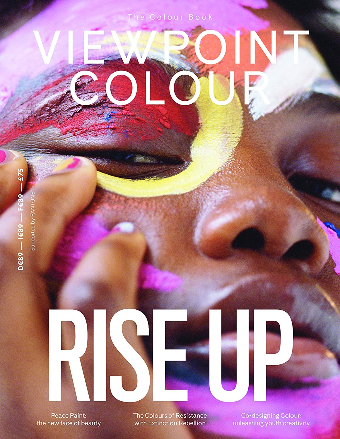Pantone VIEWPOINT-06 Viewpoint Colour Color Magazine, Issue 06 - Rise Up