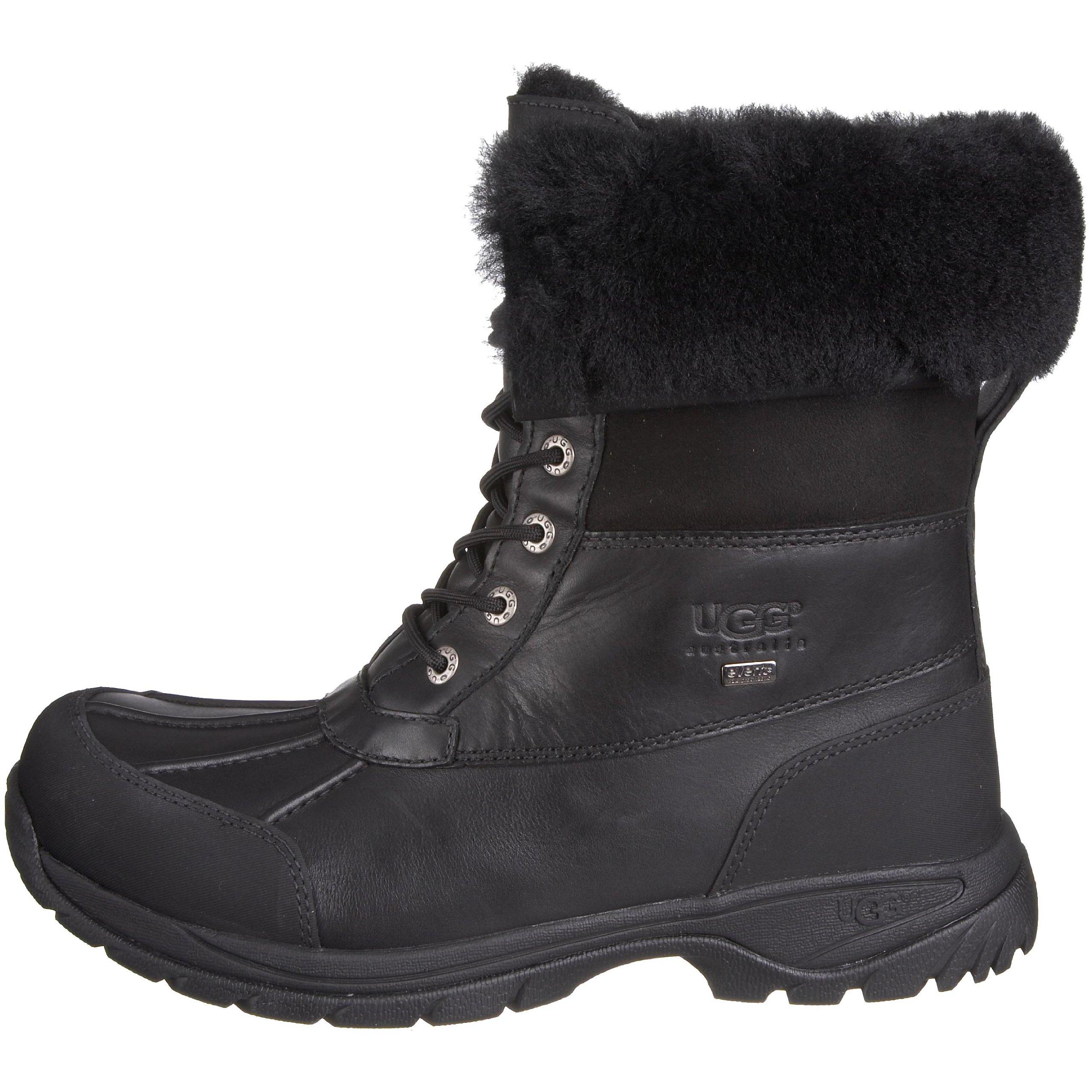 UGG Men's Butte Snow Boot, Black, 11 M US by UGG (Image #5)