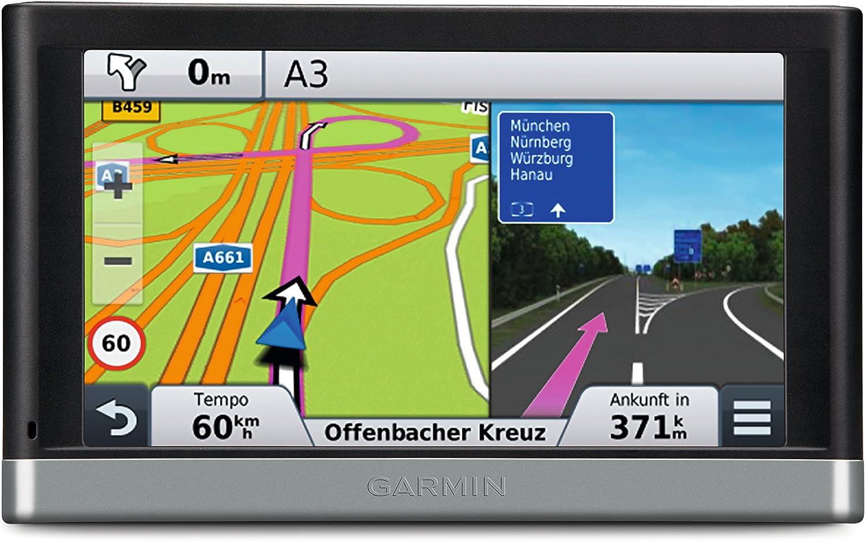 Garmin nüvi 2577LT 5-Inch Bluetooth Portable Vehicle GPS with Lifetime Traffic