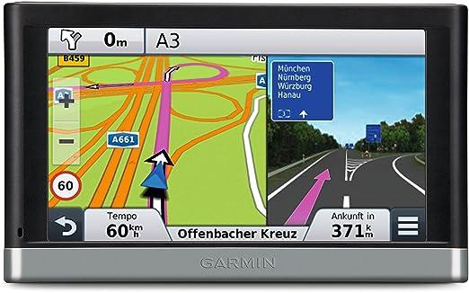 Garmin Nuvi Lt  Inch Bluetooth Portable Vehicle Gps With Lifetime Traffic