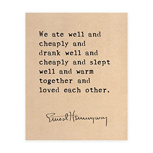 Image result for hemingway love quotes