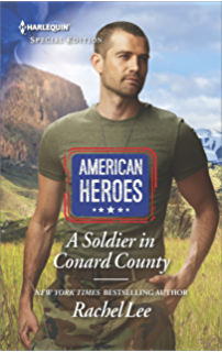A Soldier In Conard County American Heroes