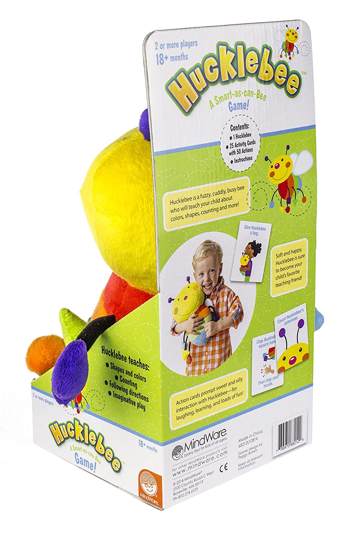 Amazon.com: Hucklebee Game: Toys & Games