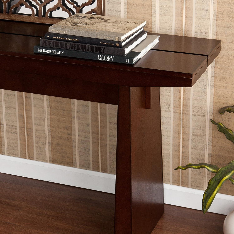 SEI Baltimore Console Sofa Table