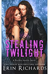 Stealing Twilight (Psychic Justice Book 3) Kindle Edition