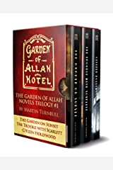 """The Garden of Allah Novels Trilogy #1: """"The Garden on Sunset"""" """"The Trouble with Scarlett"""" """"Citizen Hollywood"""" Kindle Edition"""