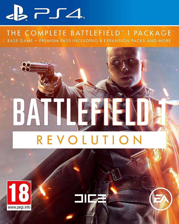 Battlefield 1: Revolution: Amazon.es: Videojuegos