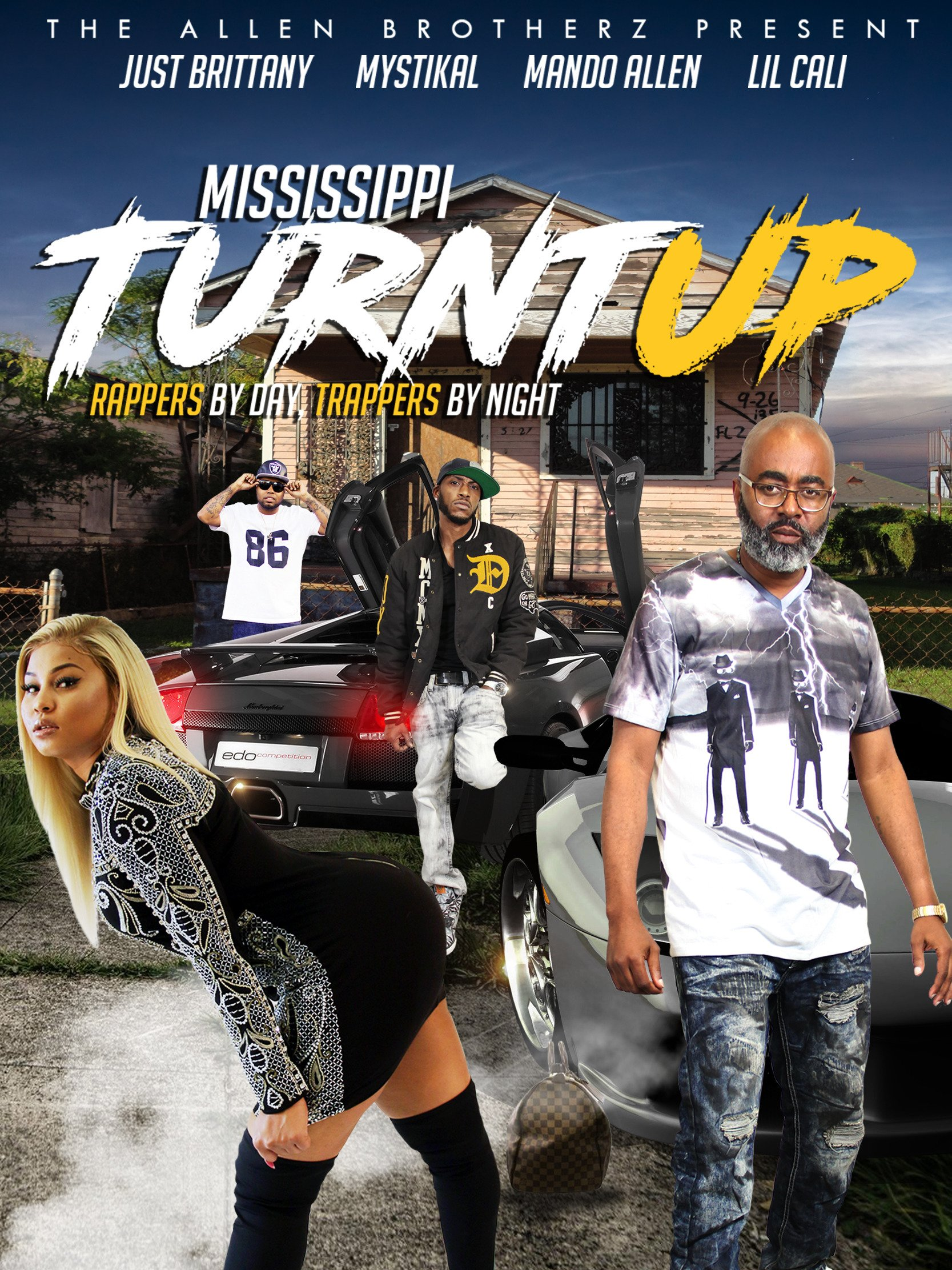 Amazon com: Watch Mississippi Turntup | Prime Video